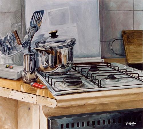 Молодежный арт Michele Del Campo (231 работ)