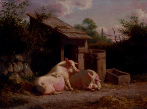 Denmark - сборник картин (72 работ)