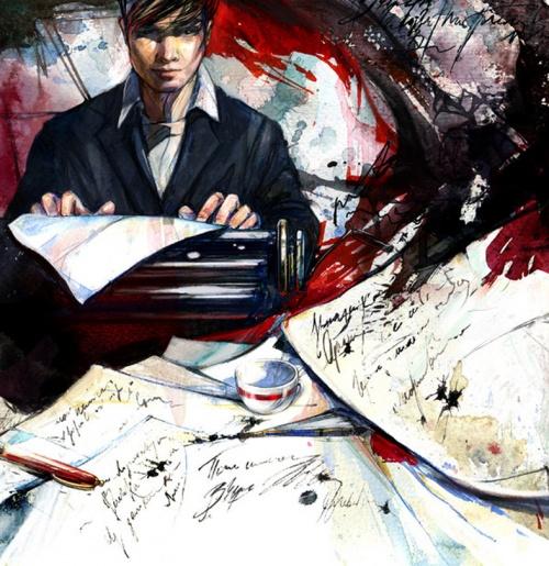 Коллектив художников, иллюстраторов и графических дизайнеров Geliografic (147 фото)