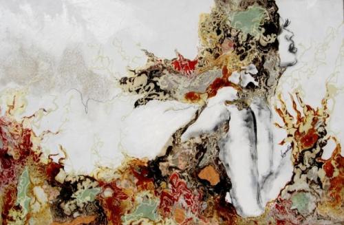Французкий художник Schroeder Virginie (128 фото)