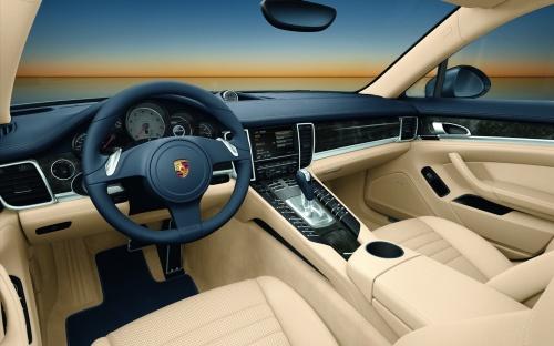 Коллекция интерьеров автомобилей (41 фото)