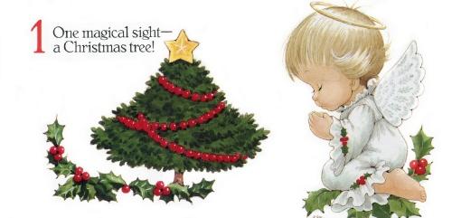 Cards holidays Ruth Morehead | Праздничные открытки Рут Морхед (140 фото)