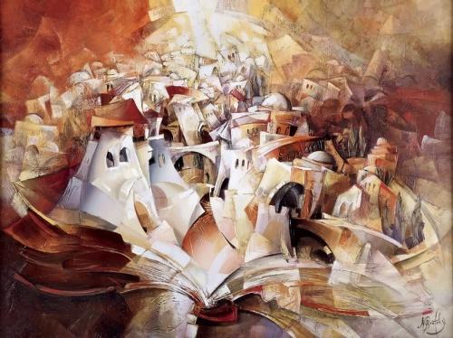 Israeli artists | Художники Израиля (24 фото)