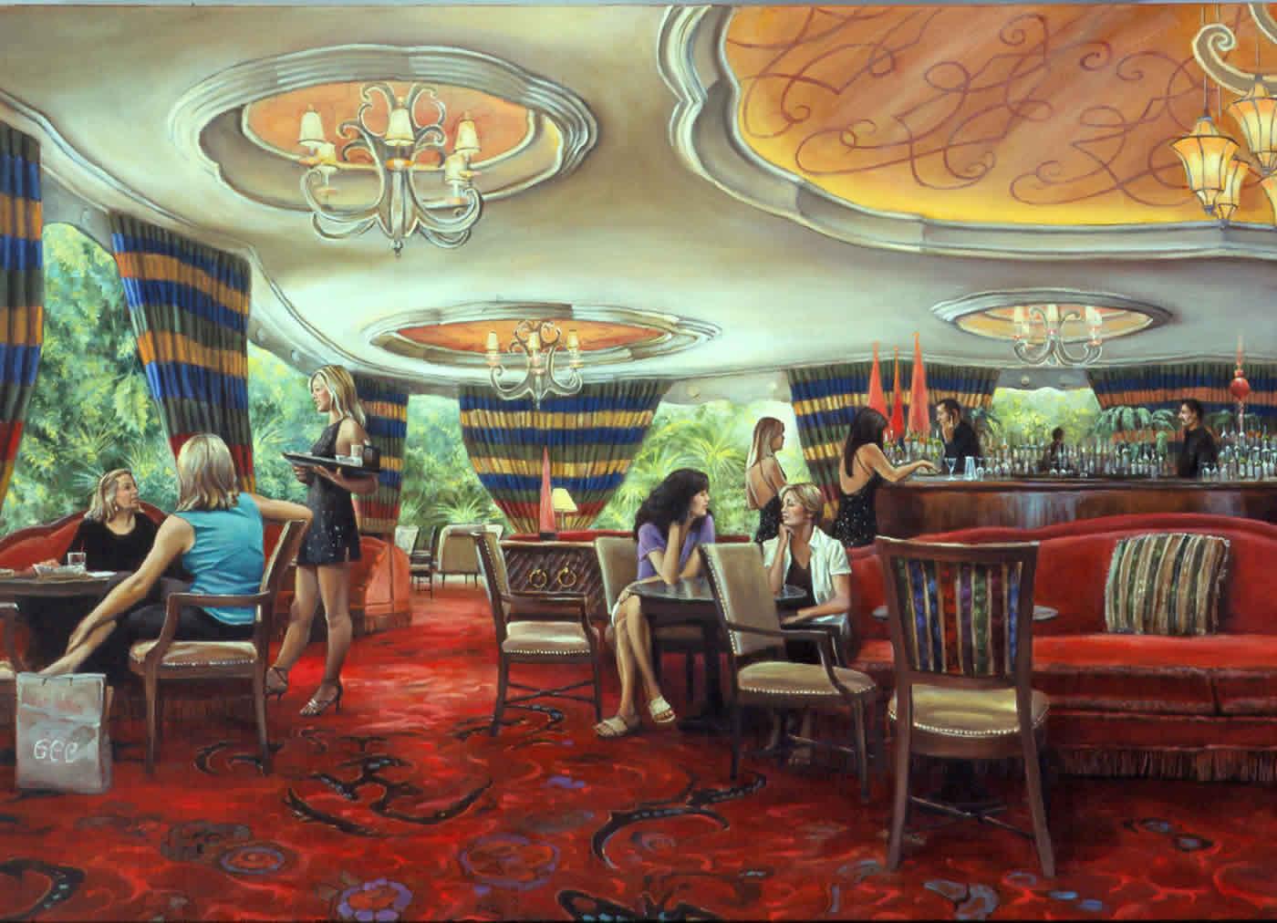 Художники казино игровые автоматы-болезнь