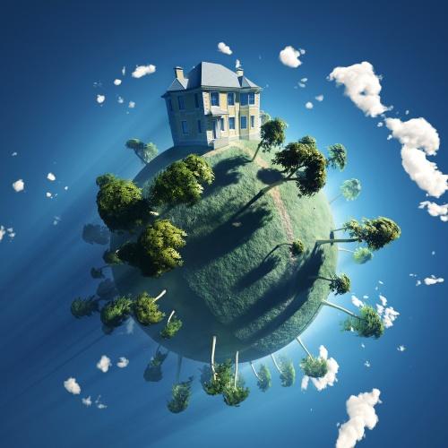 Креатив Земля (25 фото)