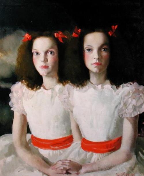 Шотландские художники - сестры Zinkeisen (Anna Katrina и Doris Clare) (140 фото)