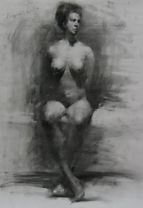 Artworks by Fongwei Liu (175 фото)