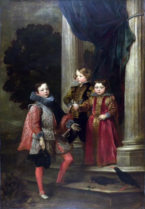 Британская Национальная галерея (National Gallery, London) часть 4 (79 работ)