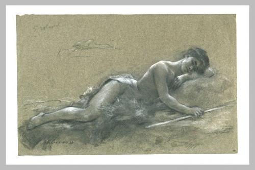 Artworks by Henri Gervex (110 фото)