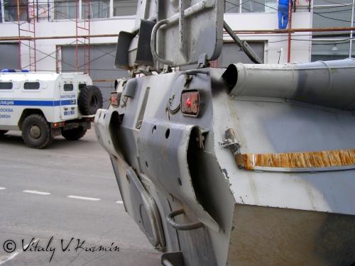 БТР-80 Московского ОМОНа (18 фото)