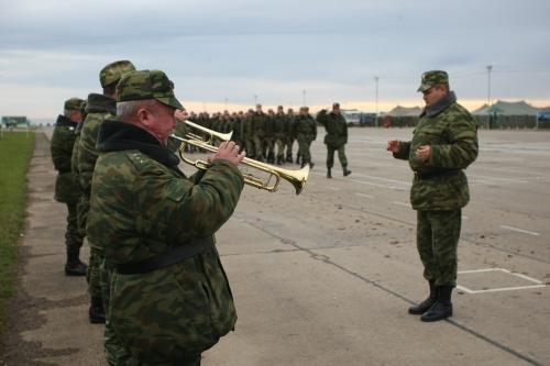 7-я Краснодарская Краснознаменная военная база в Абхазии (15 фото)