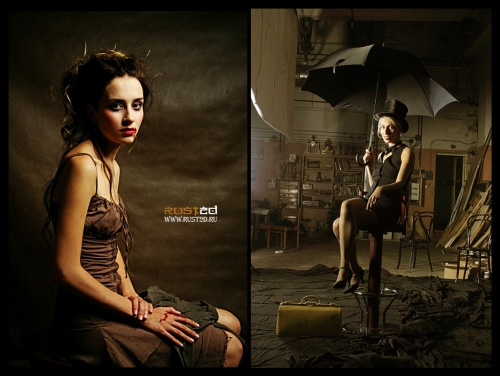 Фотографии профессиональных фотографов - Fashion, гламур, креатив, арт (Часть 15) (392 фото)