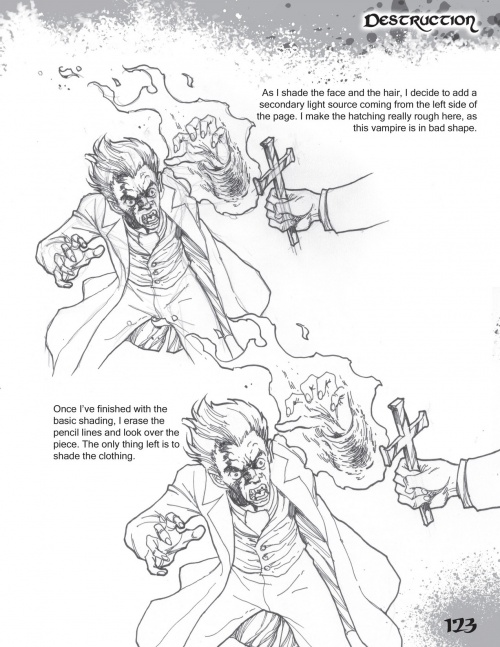 How To Draw Vampires (131 фото)
