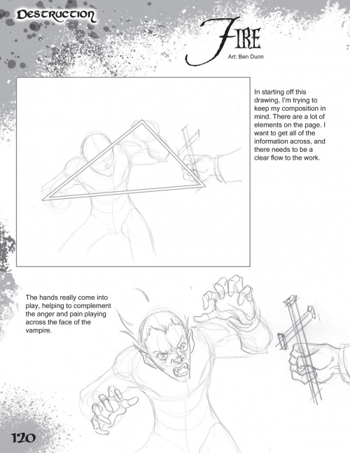 How To Draw Vampires (131 фото)
