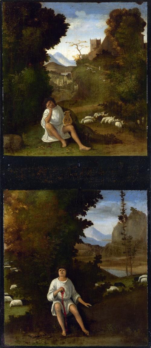 Британская Национальная галерея (National Gallery, London) часть 3 (69 фото)
