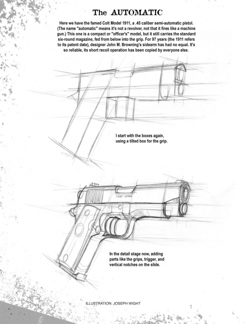 How To Draw (And Fight) Zombies (130 работ)