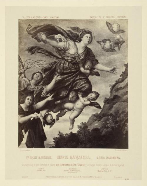 Картины галереи Императорского Эрмитажа (1889) (219 работ)
