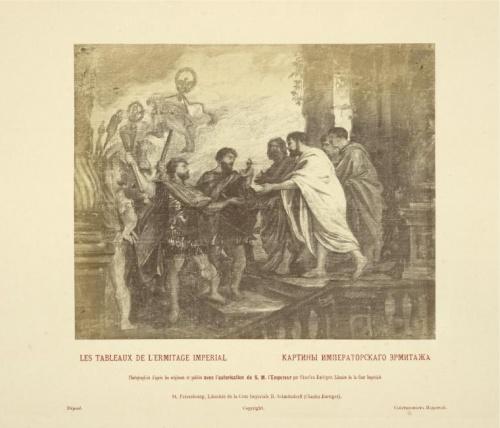 Картины галереи Императорского Эрмитажа (1889) (219 фото)