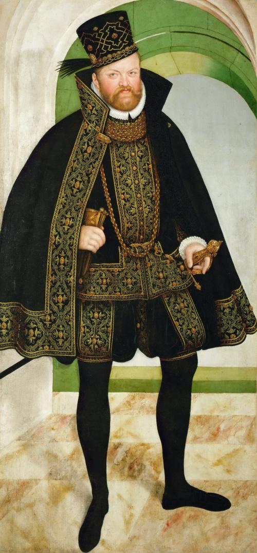 Коллекция живописи замка Амбрас в окрестностях Инсбрука (39 фото)