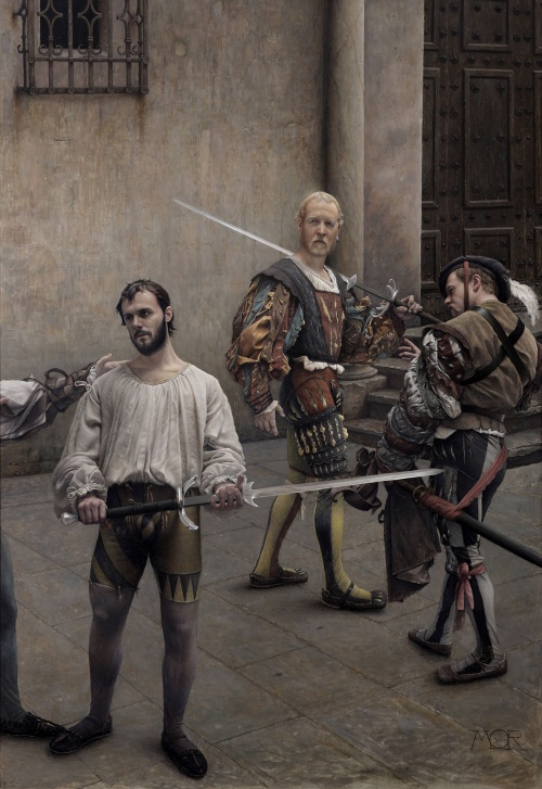 Artworks by Mikel Olazabal (32 работ)