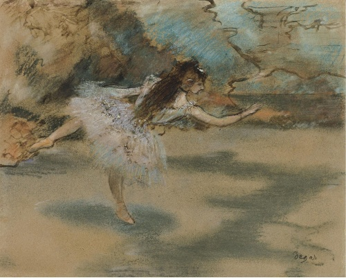 Artworks by Edgar Degas (445 работ) (1 часть)