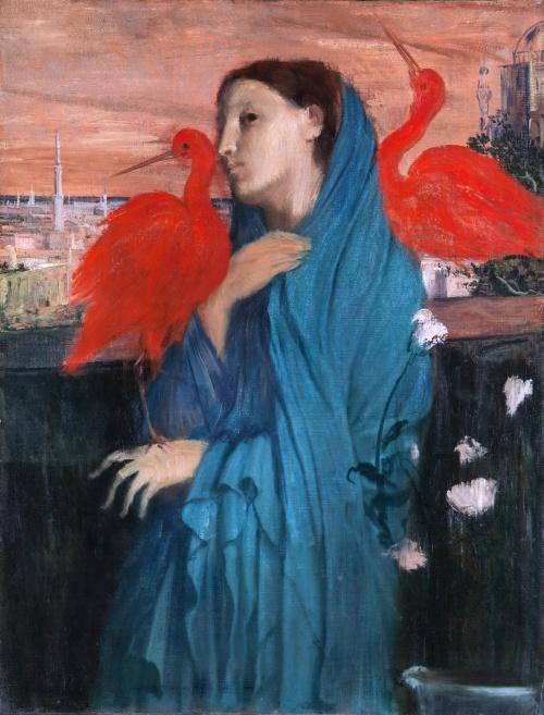 Artworks by Edgar Degas (445 работ) (1 часть)