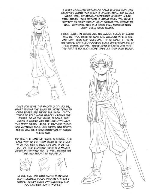 How to Draw Ninja & Samurai (146 фото)