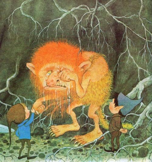 Иллюстратор детских книг Gyo Fujikawa (1908– 1998) (69 работ)