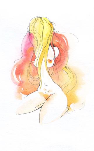 Иллюстратор Catherine Razinkova (156 фото)