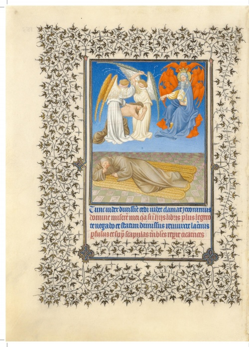 The Limbourg Brothers and the Belles Heures of Jean de France, Duc de Berry (161 фото)
