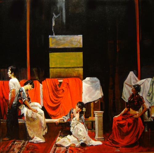 Живопись Marco Ortolan (160 фото)