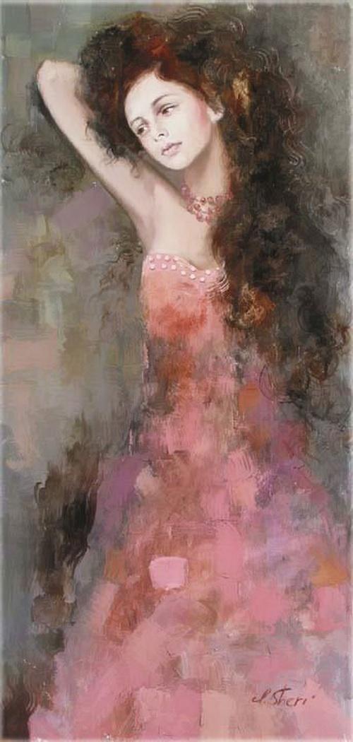 Artworks by Irene Sheri (117 фото)