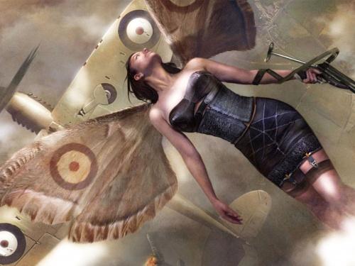 Artworks by Digital Artists (4.12.2012) (221 фото)