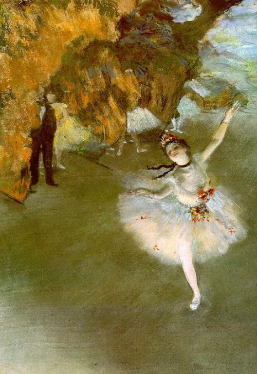 Artworks by Edgar Degas (445 работ) (2 часть)
