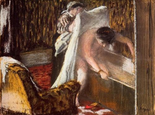 Artworks by Edgar Degas (445 работ) (2 часть)