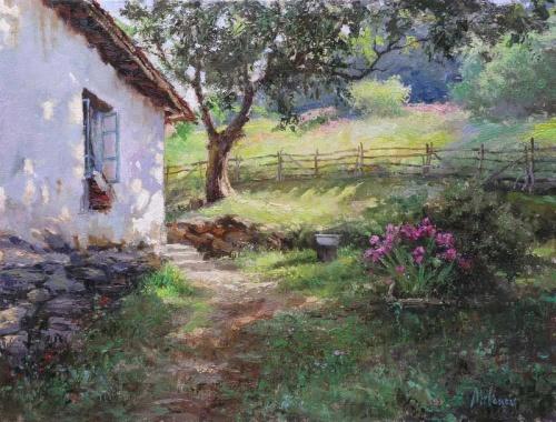 Живопись Stojan Milanov (136 работ)