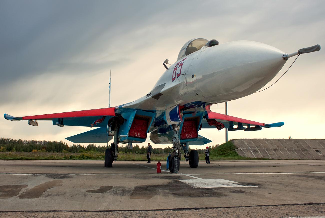 будут присутствовать все самолеты россии фото дело, что