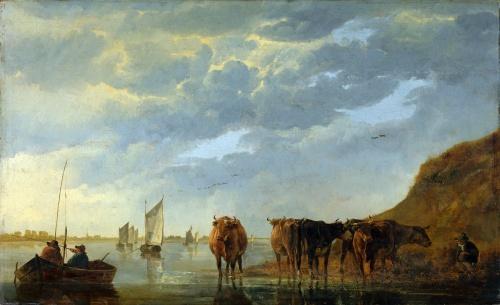 Британская Национальная галерея (National Gallery, London) часть 1 (51 фото)