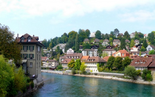 Beautiful Views of Switzerland (70 фото)