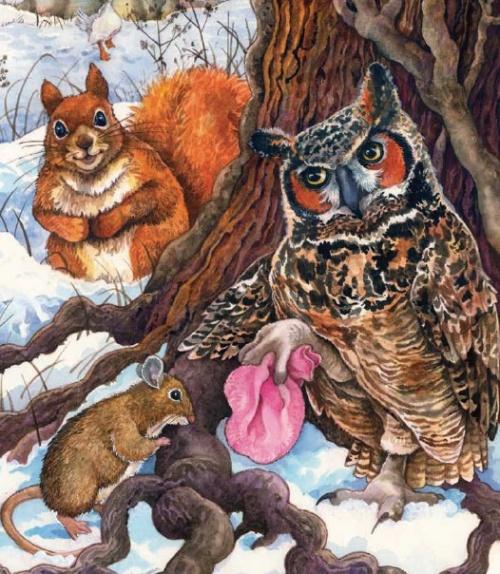 Иллюстратор Wendy Edelson (266 фото)