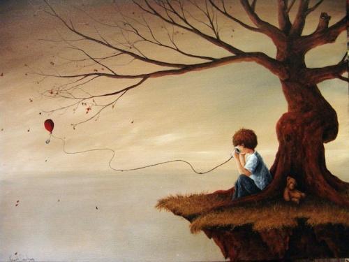 Американский художник Роберт Даулинг-младший (Robert Dowling Jr.) (28 работ)