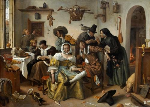Музей истории искусств (Вена) часть 7 (113 фото)
