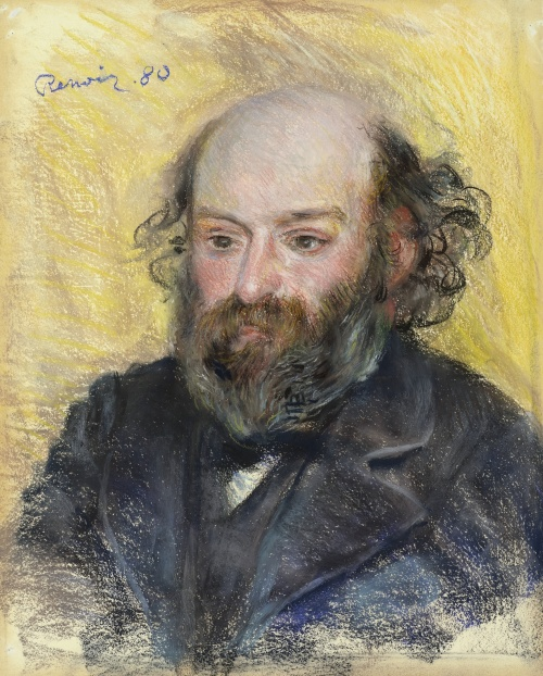 Artworks by Pierre Auguste Renoir. Часть 3 (440 работ)