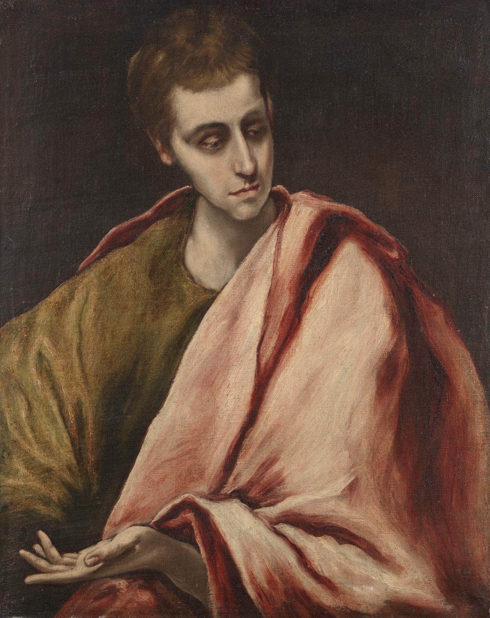a biography of el greco an artistic genius