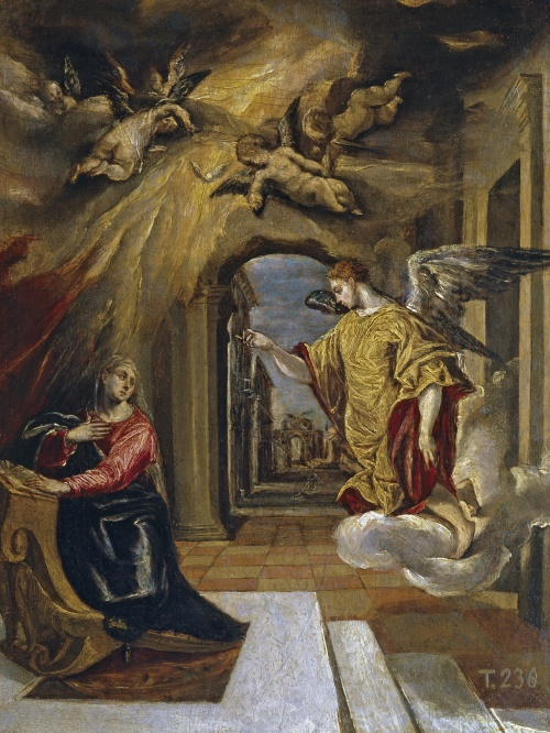 Artworks by El Greco (223 работ)