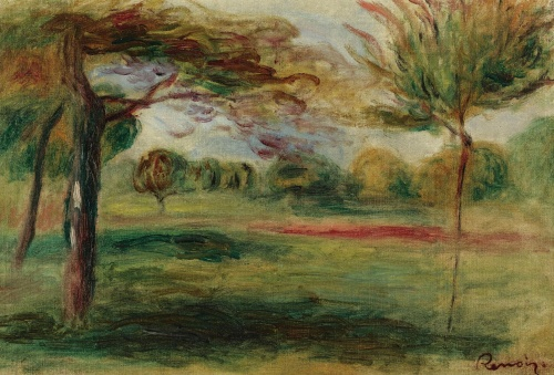 Artworks by Pierre Auguste Renoir. Часть 2 (390 работ)