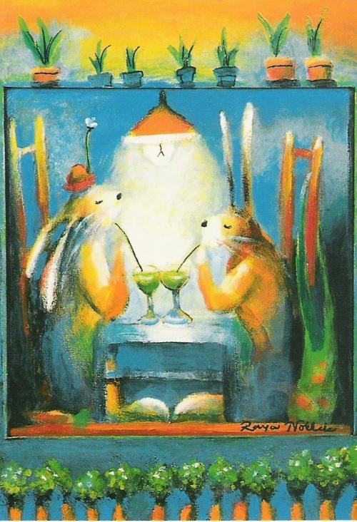 Christmas card of twentieth century 2 | Открытка ХХ века - Новый год и рождество 2 (90 открыток)