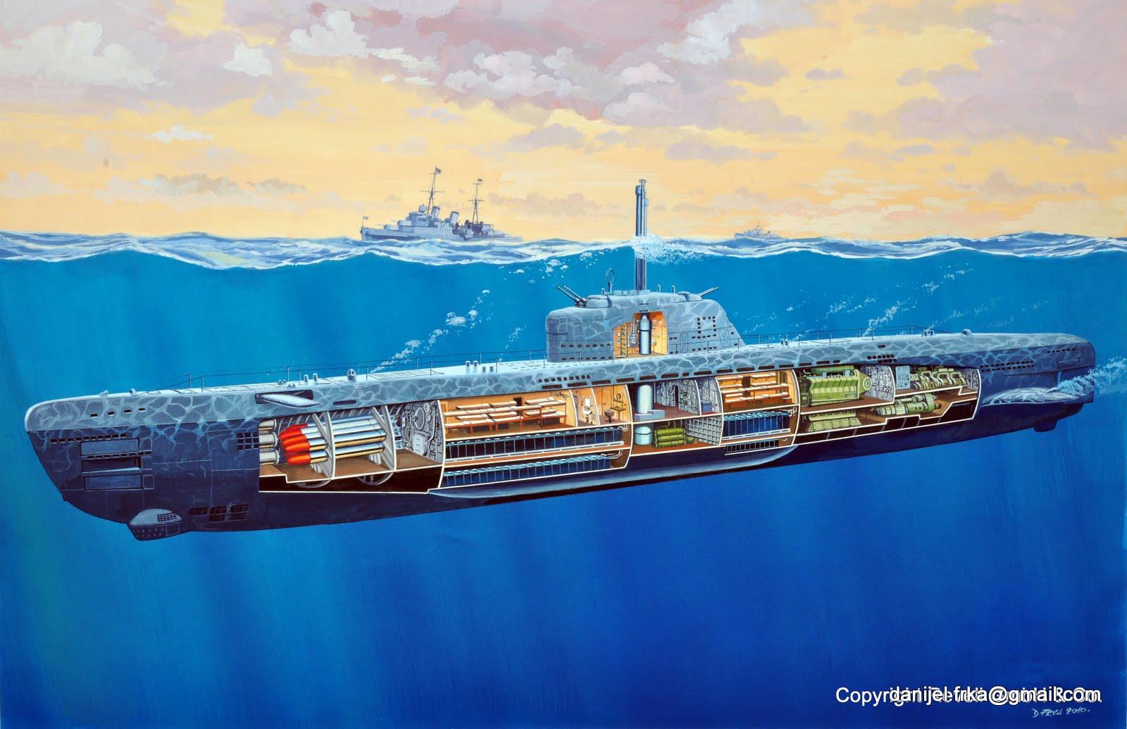 лодка 21 проекта