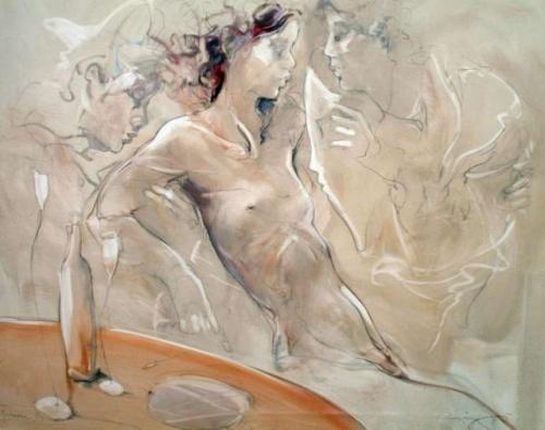 Чувственный стиль Jurgen Gorg (294 работ)