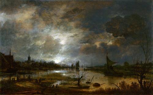 Британская Национальная галерея (National Gallery, London) часть 2 (65 фото)